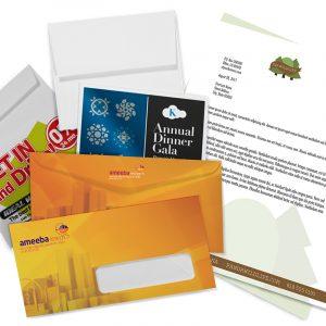 Envelopes and Letterhead